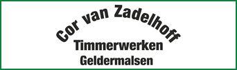 Cor van Zadelhoff Timmerwerken