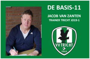 Jacob van Zanten - trainer Tricht JO19-1