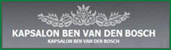 Kapsalon Ben van den Bosch
