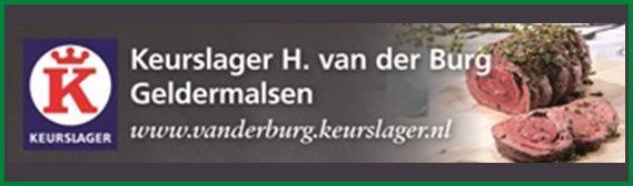 Keurslager H. van der Burg