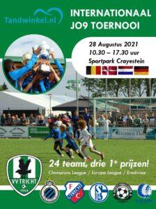 Poster JO9-toernooi